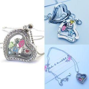 Jewelry - Mom Charm Locket